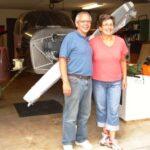 Sam & Judy Robinson, 2nd Vice President & Program Chairman Email: vicepresident@eaa17.org