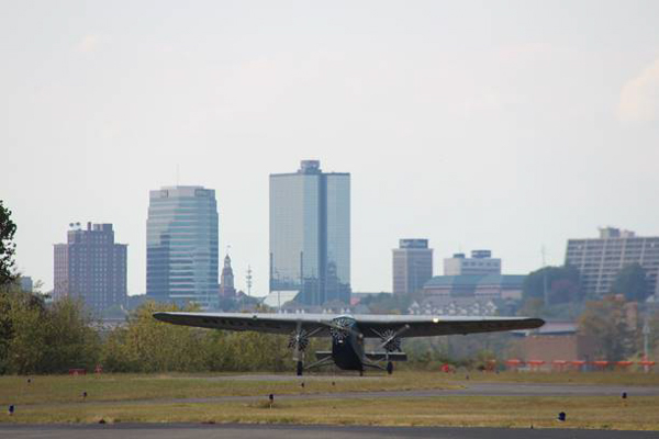 ford tri-motor visits knoxville