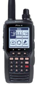 Yaesu vertex fta 550 vhf handheld radio
